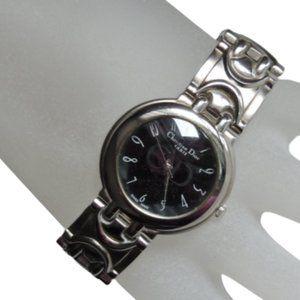 Dior Watch Vintage Designer Bracelet